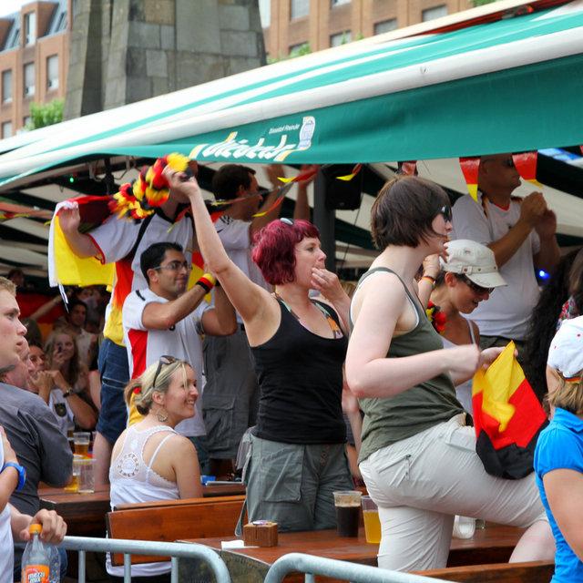 Quarter-final Germany