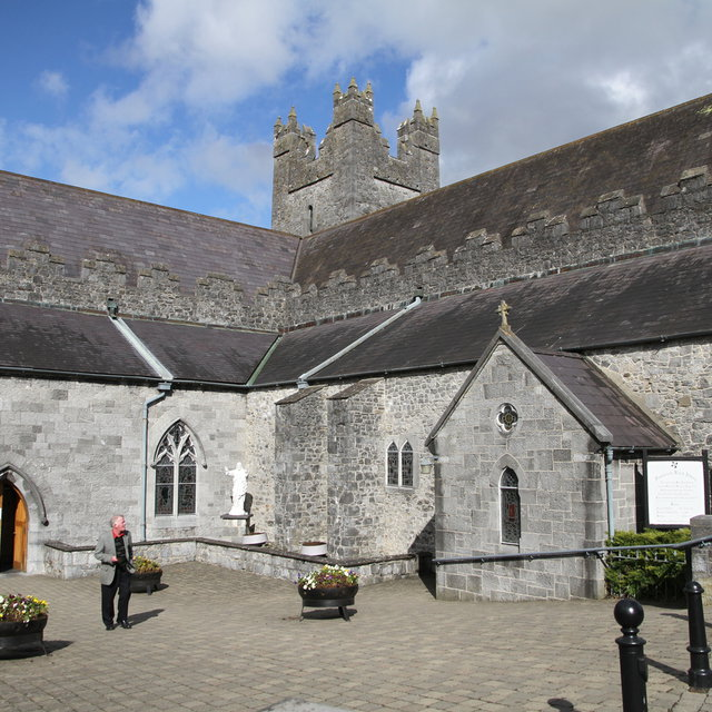 The Black Abbey in Kilkenny.