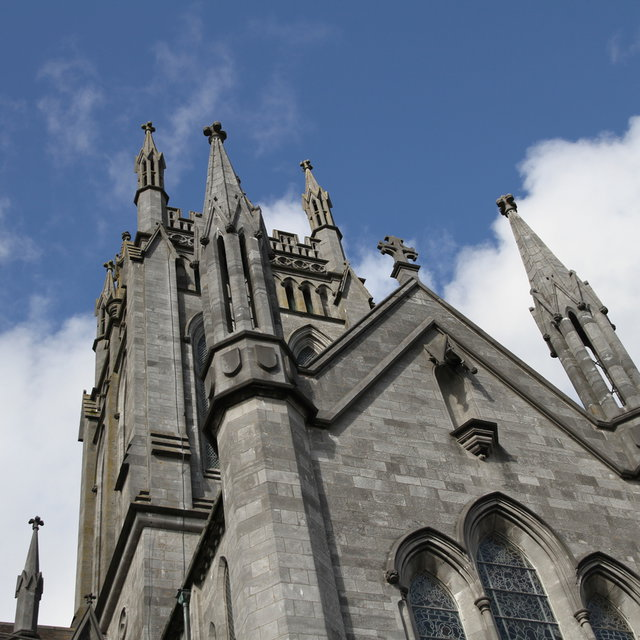 St Mary's Cathedral in Kilkenny.