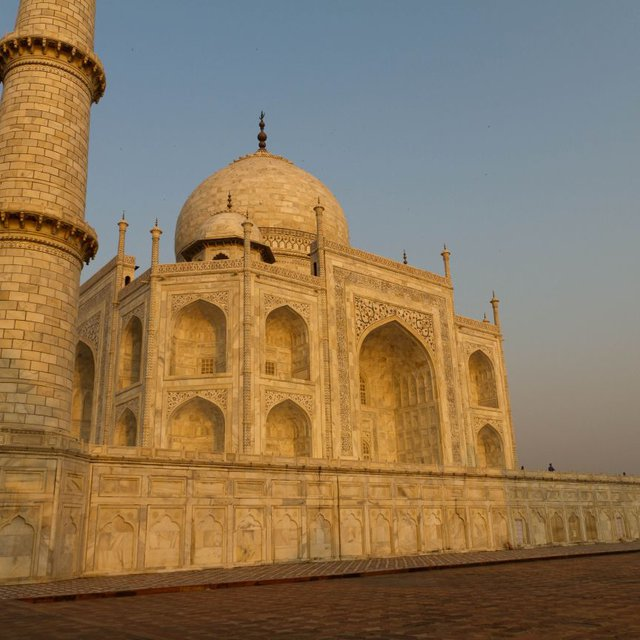 Taj Mahal and Agra Fort