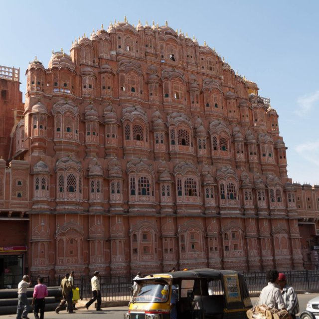 Jaipur (The Pink City)