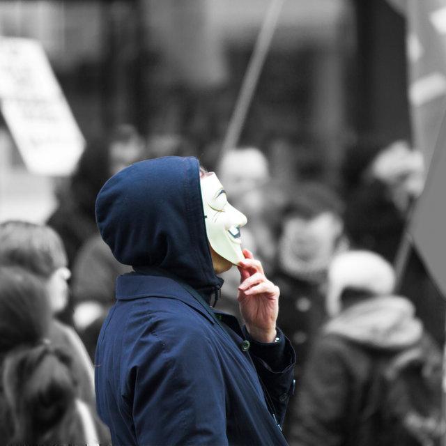 anti ACTA protest