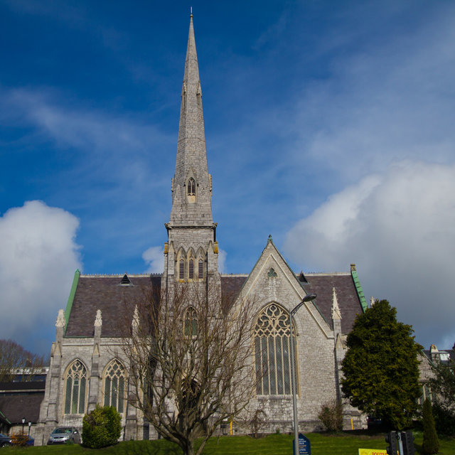 The Trinity Presbyterian Church in Cork.