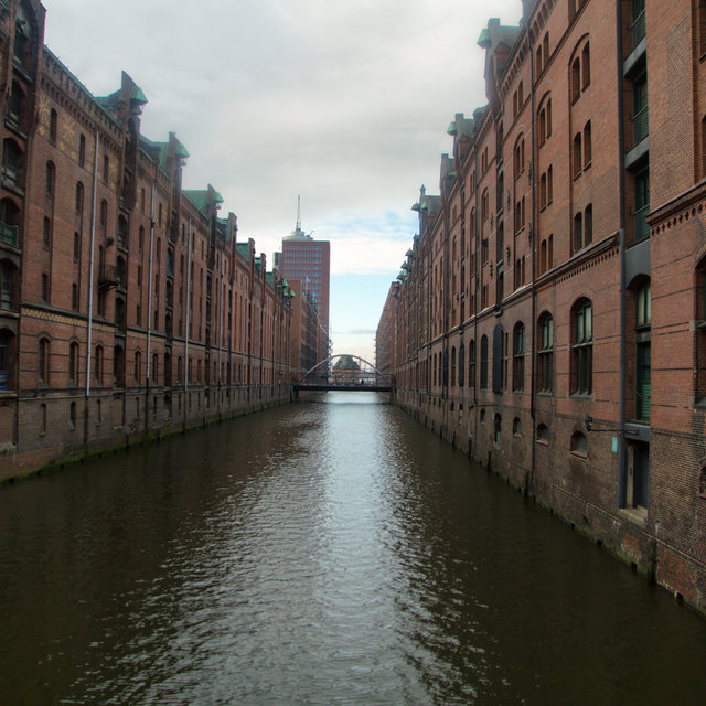 Hamburg Harbour City