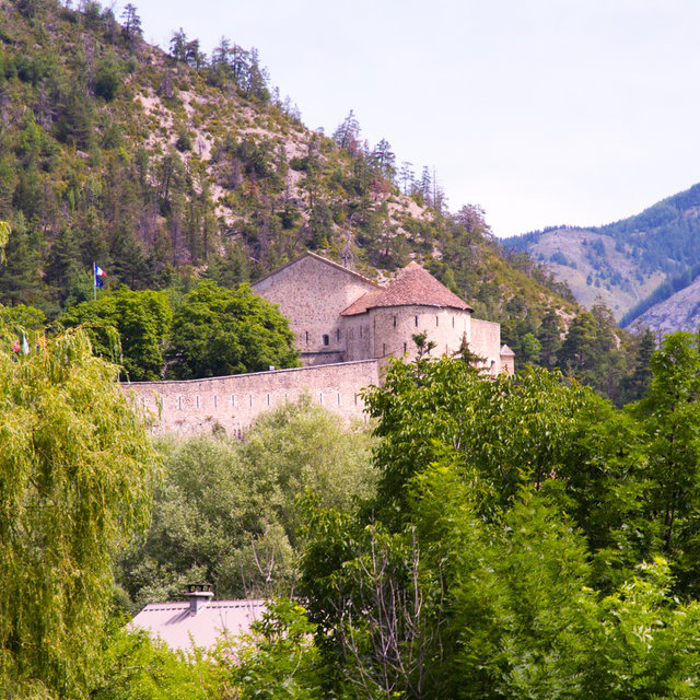 Fort de Savoie in Colmars.