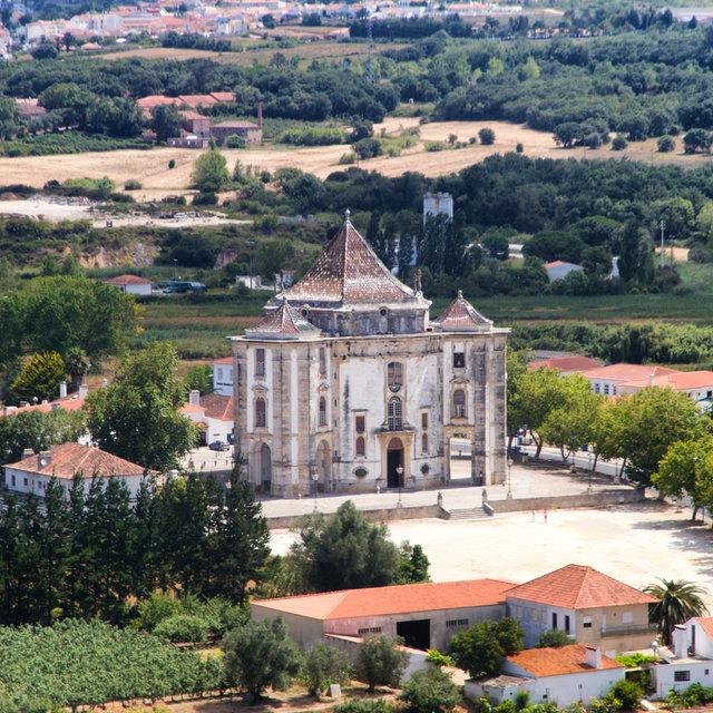 The Santuário do Senhor Jesus da Pedra in Óbidos.